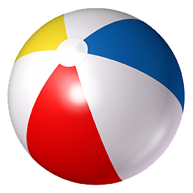Beach Ball Png Image Png Image Frame By Frame Animation Beach Png