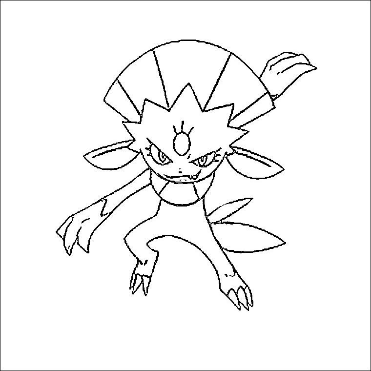 Dessin Pokemon Facile
