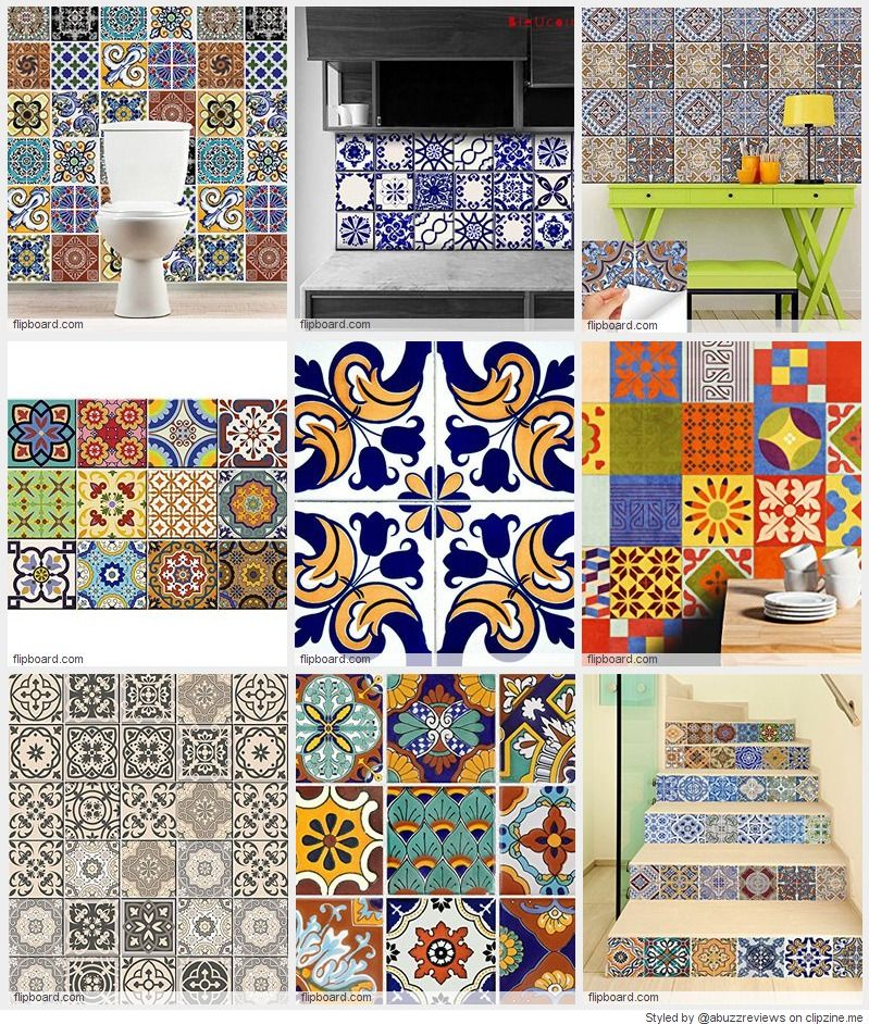 By Leia Jay   Best solutions for tiles stickers decals ...