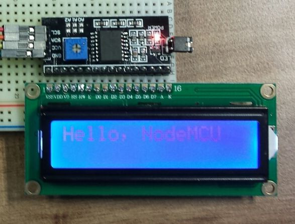 I2C LCD on NodeMCU V2 With Arduino IDE | Computer Stuff | Arduino