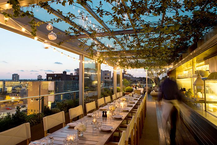 Rooftop Bar In London S Peckham This Area Has Some Of The Best