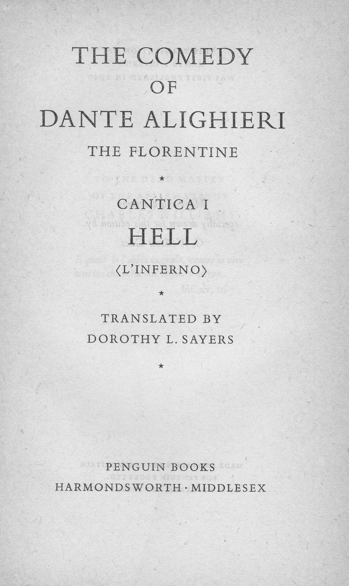 Penguin Dante Tschichold