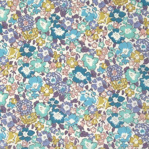 069f44b0534268 Liberty of London Tana Lawn  Michelle Blue (D)