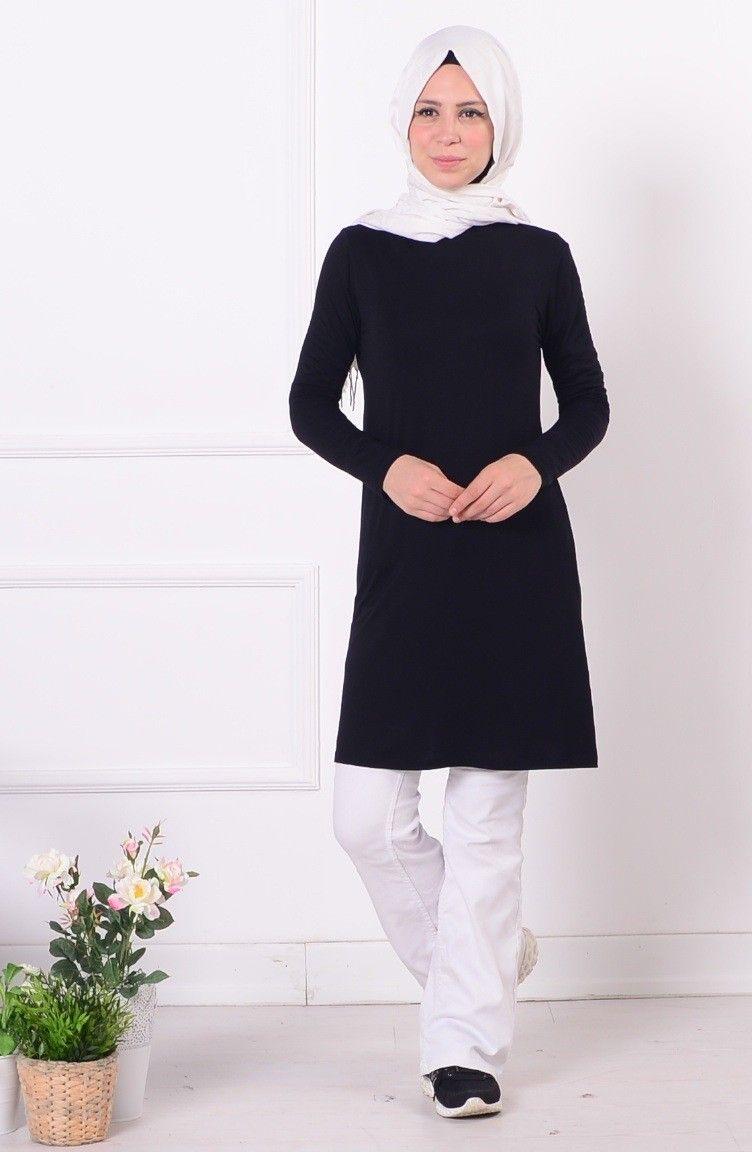 Sefamerve Tesettur Penye Body Modelleri Kiyafet Etek Modelleri Elbise