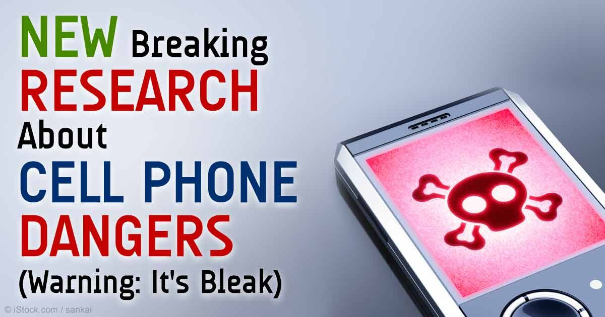Cell phones cancer research paper