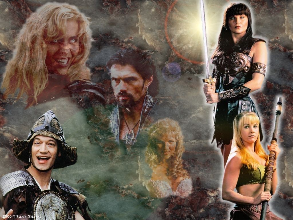 xena cast of characters | Dave's Callisto Wallpaper
