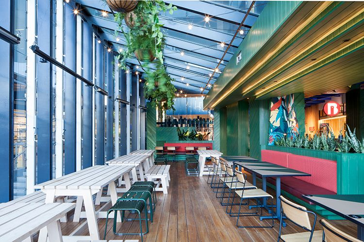 Image 2 of 14 from gallery of hightail bar technē architecture and interior design photograph by charlie kinross