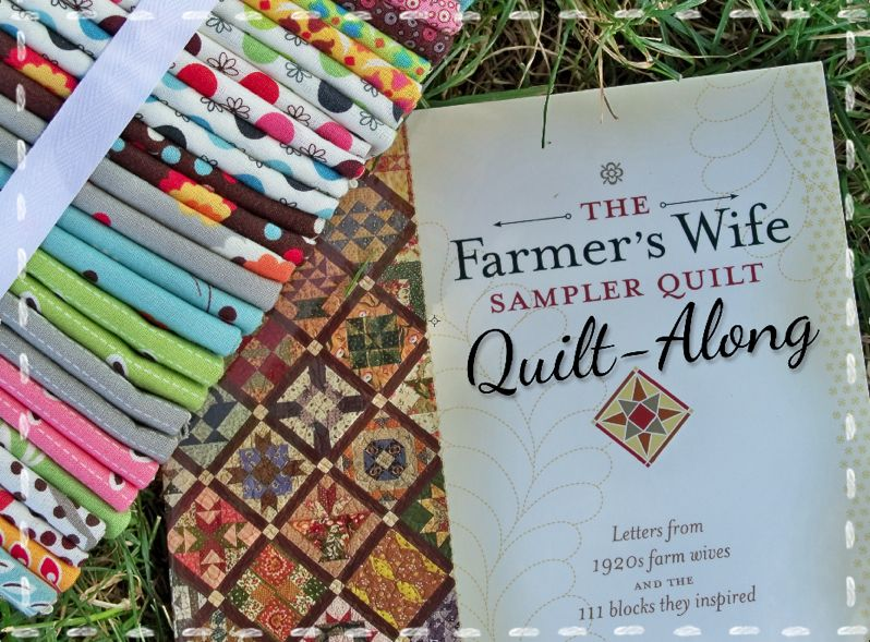 A Quilting Sheep: A Farmer's Wife Quilt-Along