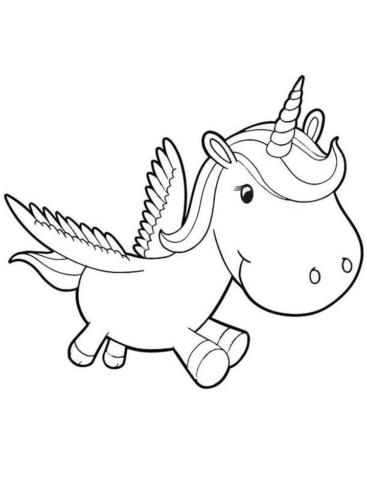Unicorn Coloring Pages Pintable Coloring Ideas Animal Coloring Pages Birthday Coloring Pages Unicorn Coloring Pages