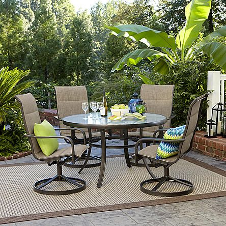 32++ Oasis outdoor patio furniture dining sets pieces Best Seller