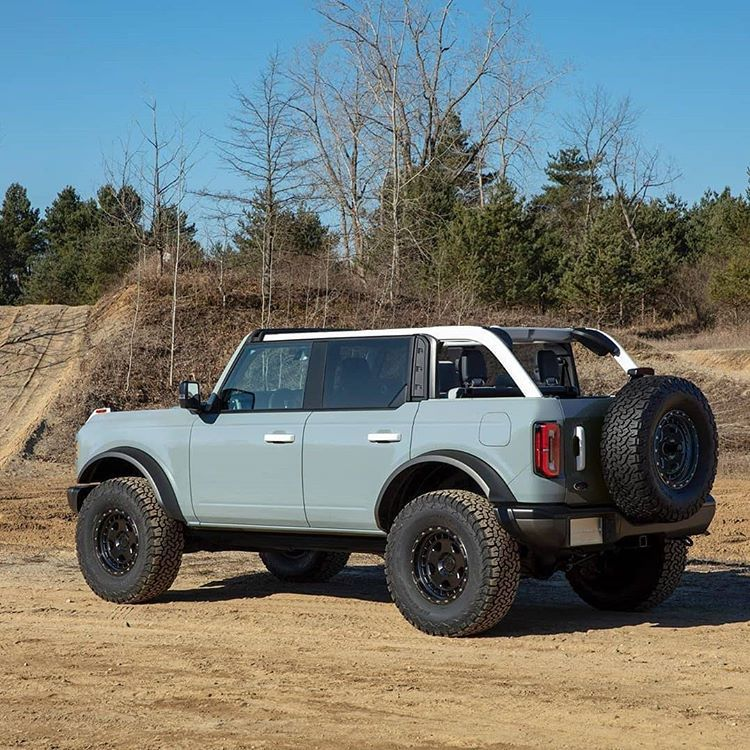 """Daily Overland. on Instagram """"Say hello to the new Bronco"""