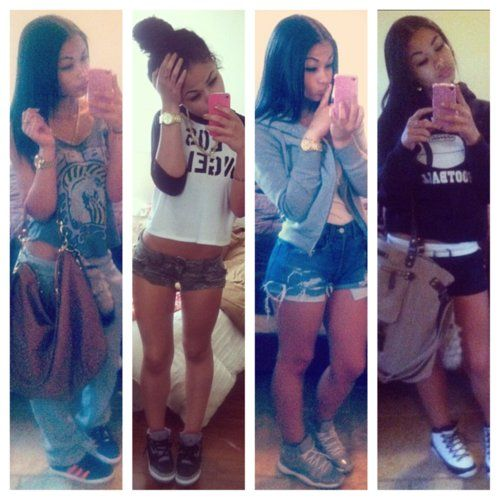 swag air Jordan chicks in kicks style cute Jordan outfit cool grey ...