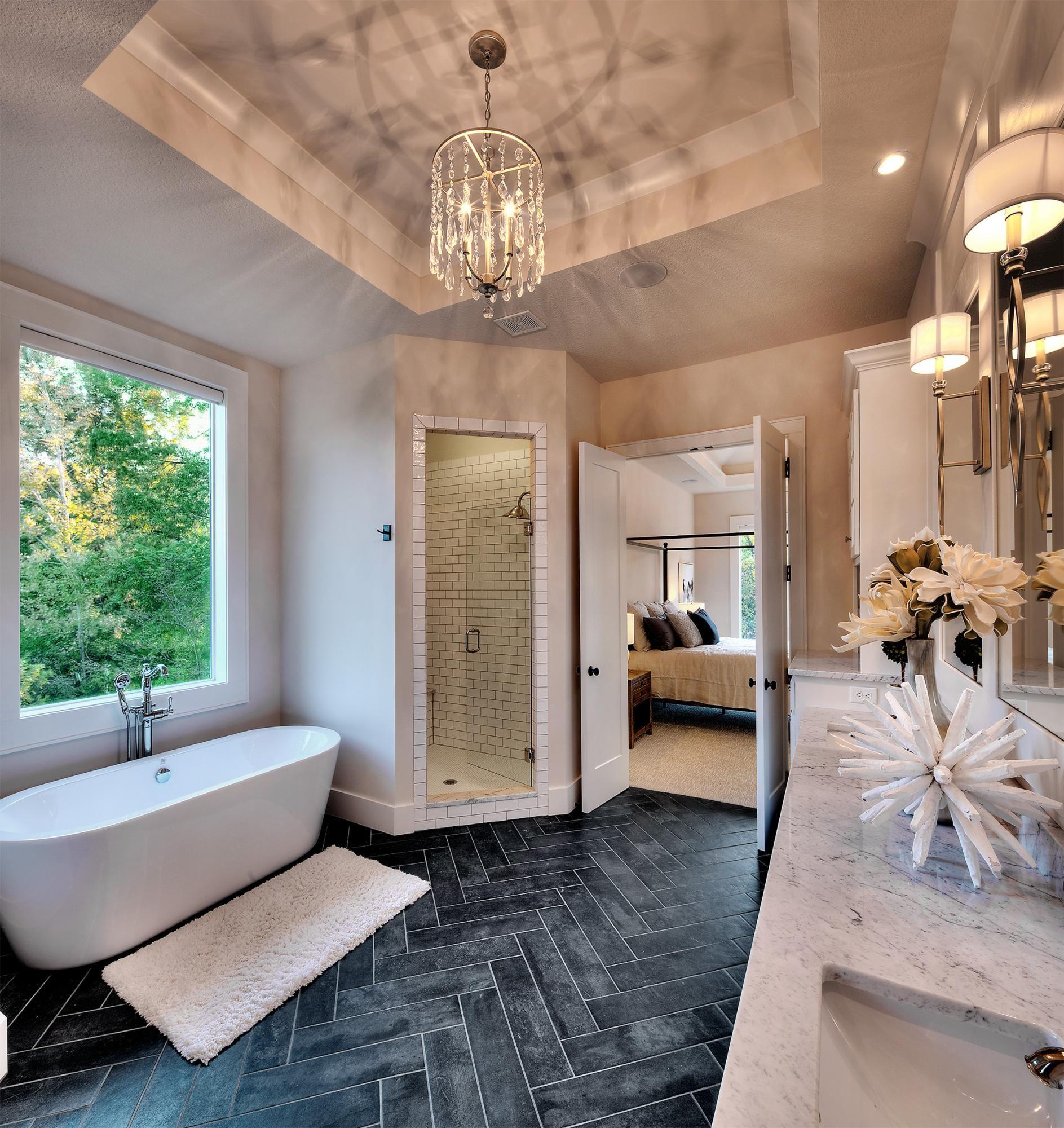 Bathrooms Photo Gallery Custom Homes In Kansas City KS Starr - Bathroom remodeling lees summit mo