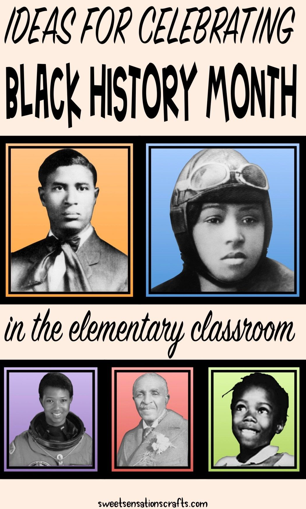 Photo of Black History Month Activities