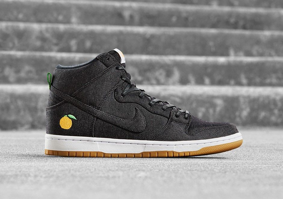 new product d90cf 735f9 Nike SB Dunk High Momofuku Nike SB combines up with NYC gourmet specialist David  Chang for an extraordinary release of