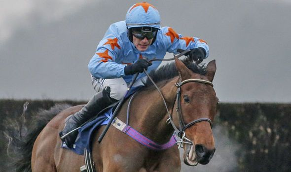Cheltenham 2018 results LIVE: Todays winners at the Cheltenham Festival -  RESULTS WILL BE UPDATED BELOW AS AND WHEN RACES FINISH  1.30pm JLT Novices' Chase (Grade 1) 2m 3f 198y 150000  1st: Shattered Love (IRE) (Tongue Strap) Gordon Elliott Ireland 10st 11lb Jack Kennedy  2nd: Terrefort (FR) Nicky Henderson 11st 3lb Daryl Jacob  3rd: Benatar (IRE) Gary Moore 11st 4lb Jamie Moore  CHELTENHAM 2018 LIVE updates: Tips runners racecards results and more  2.10pm Pertemps Network Final Handicap Hurdle (Grade 3) 2m 7f 213y 100000  1 Thomas Campbell (Blinkers) Nicky Henderson 11st 12lb James Bowen (3)  2 Who Dares Wins (IRE) Alan King 11st 6lb Wayne Hutchinson  3 Boite (IRE) Warren Greatrex 11st 5lb Gavin Sheehan  4 Mine Now (IRE) Peter Fahey Ireland 11st 2lb Mr Richard Deegan (5)  5 Shantou Bob (IRE) (Blinkers Tongue Strap) Warren Greatrex 11st 2lb Thomas Greatrex (7)  6 Dell' Arca (IRE) (Blinkers Tongue Strap) David Pipe 11st 2lb Michael Heard (5)  7 Louis' Vac Pouch (IRE) (Hood) Philip Hobbs 11st 2lb Richard Johnson  8 Sykes (IRE) Nicky Martin 10st 13lb Matt Griffiths  9 Lovenormoney (IRE) (Visor) Warren Greatrex 10st 13lb Andrew Tinkler  10 Wait For Me (FR) (Hood Tongue Strap) Philip Hobbs 10st 13lb Tom O'Brien  11 Prime Venture (IRE) Evan Williams 10st 12lb Adam Wedge  12 Sort It Out (IRE) Eddie Harty Ireland 10st 12lb Mark Walsh  13 Delta Work (FR) (Hood Tongue Strap) Gordon Elliott Ireland 10st 10lb Davy Russell  14 Theo's Charm (IRE) Nick Gifford 10st 9lb Tom Cannon  15 Taj Badalandabad (IRE) (Visor Tongue Strap) David Pipe 10st 9lb Tom Scudamore  16 Whataknight (Tongue Strap) Harry Fry 10st 9lb Noel Fehily  17 Forza Milan (IRE) (Tongue Strap) Jonjo O'Neill 10st 9lb Killian Moore (3)  18 The Mighty Don (IRE) Nick Gifford 10st 8lb Leighton Aspell  19 Protek des Flos (FR) Nicky Henderson 10st 8lb Aidan Coleman  20 Kansas City Chief (IRE) (Sheepskin C/P) Neil Mulholland 10st 8lb  21 Glenloe (IRE) Gordon Elliott Ireland 10st 8lb Barry Geraghty  22 Dadsintrouble (IRE) Tim Vaughan 10st 7lb Alan Johns  23 Connetable (FR) (Blinkers) Paul Nicholls 10st 7lb Harry Cobden  24 A Great View (IRE) (Sheepskin C/P) Denis W. Cullen Ireland 10st 6lb Jody McGarvey  Reserves  R25 Arthur's Gift (IRE) Nigel Twiston-Davies 10st 6lb Sam Twiston-Davies  R26 Kris Spin (IRE) Kerry Lee 10st 4lb  GETTY  Cheltenham 2018: Un De Sceaux is the clear favourite to win the Ryanair chase  Related articles   Cheltenham 2018 tips: Why Un De Sceaux WILL beat Cue Card   Ruby Walsh injury update as statement issued on Cheltenham star  2.50pm Ryanair Chase (Grade 1) 2m 4f 166y 350000  1 Balko des Flos (FR) Henry de Bromhead Ireland 11st 10lb Davy Russell  2 Cloudy Dream (IRE) Ruth Jefferson 11st 10lb Brian Hughes  3 Cue Card (Tongue Strap) Colin Tizzard 11st 10lb Paddy Brennan  4 Douvan (FR) W. P. Mullins Ireland 11st 10lb  5 Frodon (FR) (Tongue Strap) Paul Nicholls 11st 10lb Sam Twiston-Davies  6 Sub Lieutenant (IRE) (Tongue Strap) Henry de Bromhead Ireland 11st 10lb Sean Flanagan  7 Un de Sceaux (FR) W. P. Mullins Ireland 11st 10lb R. Walsh  3.30pm Sun Bets Stayers' Hurdle (Grade 1) 2m 7f 213y 338380  1 Bacardys (FR) W. P. Mullins Ireland 11st 10lb R. Walsh  2 Donna's Diamond (IRE) Chris Grant 11st 10lb Callum Bewley  3 L'Ami Serge (IRE) (Hood) Nicky Henderson 11st 10lb Daryl Jacob  4 Lil Rockerfeller (USA) (Sheepskin C/P) Neil King 11st 10lb Trevor Whelan  5 Old Guard Paul Nicholls 11st 10lb Harry Cobden  6 Penhill W. P. Mullins Ireland 11st 10lb Paul Townend  7 Sam Spinner Jedd O'Keeffe 11st 10lb Joe Colliver  8 Supasundae Mrs J. Harrington Ireland 11st 10lb Robbie Power  9 The New One (IRE) Nigel Twiston-Davies 11st 10lb Sam Twiston-Davies  10 The Worlds End (IRE) Tom George 11st 10lb A. P. Heskin  11 Unowhatimeanharry (Tongue Strap) Harry Fry 11st 10lb Noel Fehily  12 Wholestone (IRE) Nigel Twiston-Davies 11st 10lb Aidan Coleman  13 Yanworth Alan King 11st 10lb Barry Geraghty  14 Apple's Jade (FR) (Tongue Strap) Gordon Elliott Ireland 11st 3lb Jack Kennedy  15 Augusta Kate W. P. Mullins Ireland 11st 3lb David Mullins  16 Colin's Sister Fergal O'Brien 11st 3lb Paddy Brennan  17 Let's Dance (FR) (Sheepskin C/P) W. P. Mullins Ireland 11st 3lb  4.10pm Brown Advisory & Merriebelle Stable Plate Handicap Chase (Grade 3) 2m 4f 166y 110000  1 Village Vic (IRE) Philip Hobbs 11st 12lb Richard Johnson  2 Go Conquer (IRE) Jonjo O'Neill 11st 7lb Aidan Coleman  3 Last Goodbye (IRE) (Blinkers Tongue Strap) Miss Elizabeth Doyle Ireland 11st 6lb Sean Flanagan  4 Tully East (IRE) Alan Fleming Ireland 11st 5lb Denis O'Regan  5 Ballybolley (IRE) (Tongue Strap) Nigel Twiston-Davies 11st 4lb Daryl Jacob  6 The Storyteller (IRE) Gordon Elliott Ireland 11st 4lb Davy Russell  7 Oldgrangewood (Tongue Strap) Dan Skelton 11st 4lb Harry Skelton  8 Viconte du Noyer (FR) (Tongue Strap) Colin Tizzard 11st 4lb Robbie Power  9 Traffic Fluide (FR) (Visor) Gary Moore 11st 2lb Joshua Moore  10 Mercian Prince (IRE) Amy Murphy 11st 1lb Jack Quinlan  11 Quite By Chance (Blinkers Tongue Strap) Colin Tizzard 11st 0lb Paddy Brennan  12 Romain de Senam (FR) (Hood Tongue Strap) Paul Nicholls 10st 13lb Sam Twiston-Davies  13 Movewiththetimes (IRE) Paul Nicholls 10st 13lb Barry Geraghty  14 Ultragold (FR) (Tongue Strap) Colin Tizzard 10st 13lb Harry Cobden  15 Drumcliff (IRE) (Tongue Strap) Harry Fry 10st 12lb Niall Madden  16 King's Socks (FR) David Pipe 10st 11lb Tom Scudamore  17 Pougne Bobbi (FR) Nicky Henderson 10st 11lb Jeremiah McGrath  18 Midnight Shot Charlie Longsdon 10st 11lb Jonathan Burke  19 King's Odyssey (IRE) Evan Williams 10st 10lb Adam Wedge  20 Guitar Pete (IRE) Nicky Richards 10st 10lb Ryan Day (3)  21 Willie Boy (IRE) Venetia Williams 10st 9lb B. J. Cooper  22 Ballyalton (IRE) (Sheepskin C/P) Ian Williams 10st 9lb Tom O'Brien  23 Shanahan's Turn (IRE) (Tongue Strap) Colin Tizzard 10st 8lb Paul O'Brien (5)  24 Splash of Ginge Nigel Twiston-Davies 10st 8lb Jamie Bargary (3)  Reserves  R25 Kilcrea Vale (IRE) Nicky Henderson 10st 8lb  R26 Plaisir d'Amour (FR) Venetia Williams 10st 7lb  Cheltenham 2018 tips: Betting advice for day three  Wed March 14 2018  Express Sport runs through the hot tips for day three of Cheltenham 2018  Getty Images  1 of 7  1.30pm Modus  GETTY  Cue Card will challenge Un De Sceaux in the Ryanair chase  4.50pm Trull House Stud Mares' Novices' Hurdle (Grade 2) 2m 179y 90000  1 Cap Soleil (FR) Fergal O'Brien 11st 7lb Paddy Brennan  2 Laurina (FR) W. P. Mullins Ireland 11st 7lb R. Walsh  3 Maria's Benefit (IRE) Stuart Edmunds 11st 7lb Ciaran Gethings  4 Dawn Shadow (IRE) Mrs D. A. Love Ireland 11st 5lb Rachael Blackmore  5 Angels Antics Nigel Twiston-Davies 11st 2lb Sam Twiston-Davies  6 Champayne Lady (IRE) (Tongue Strap) Alan Fleming Ireland 11st 2lb Denis O'Regan  7 Countister (FR) Nicky Henderson 11st 2lb Mark Walsh  8 Cut The Mustard (FR) W. P. Mullins Ireland 11st 2lb Noel Fehily  9 Dame de Compagnie (FR) (Hood) Nicky Henderson 11st 2lb Barry Geraghty  10 Ellie Mac (IRE) Henry de Bromhead Ireland 11st 2lb Daniel Holden  11 High School Days (USA) Henry de Bromhead Ireland 11st 2lb Davy Russell  12 Pietralunga (FR) (Tongue Strap) W. P. Mullins Ireland 11st 2lb  13 Rouergate (FR) Venetia Williams 11st 2lb Aidan Coleman  14 Salsaretta (FR) W. P. Mullins Ireland 11st 2lb Paul Townend  15 Spice Girl (Tongue Strap) Martin Keighley 11st 2lb Richard Johnson  5.30pm Fulke Walwyn Kim Muir Challenge Cup Amateur Riders' Handicap Chase 3m 2f 70000  1 Pendra (IRE) (Blinkers) Charlie Longsdon 11st 12lb Mr Derek O'Connor  2 Actinpieces Pam Sly 11st 12lb Miss Gina Andrews  3 Wild West Wind (IRE) (Tongue Strap) Tom George 11st 11lb Mr Noel George (5)  4 Mall Dini (IRE) (Blinkers Tongue Strap) Patrick G. Kelly Ireland 11st 10lb Mr P. W. Mullins  5 Double Ross (IRE) Nigel Twiston-Davies 11st 10lb Mr Zac Baker  6 Final Nudge (IRE) David Dennis 11st 10lb Mr Barry O'Neill  7 Tintern Theatre (IRE) Nigel Twiston-Davies 11st 5lb Mr Jordan Nailor (5)  8 Missed Approach (IRE) (Blinkers) Warren Greatrex 11st 5lb Mr N. McParlan  9 Sugar Baron (IRE) (Blinkers) Nicky Henderson 11st 4lb Ms K. Walsh  10 Braqueur d'Or (FR) Paul Nicholls 11st 4lb Mr William Biddick  11 Squouateur (FR) (Tongue Strap) Gordon Elliott Ireland 11st 2lb Mr J. J. Codd  12 Very First Time Tim Easterby 11st 2lb Mr William Easterby (3)  13 The Young Master (Sheepskin C/P) Neil Mulholland 11st 2lb Mr Sam Waley-Cohen  14 Aubusson (FR) Nick Williams 11st 2lb Mr Chester Williams (3)  15 Marinero (IRE) D. M. Christie Ireland 11st 1lb Mr David Maxwell (3)  16 Heron Heights (IRE) (Tongue Strap) Henry de Bromhead Ireland 11st 1lb Mr Liam Quinlan (5)  17 Pressurize (IRE) Venetia Williams 11st 0lb Miss Lucy Turner (7)  18 Band of Blood (IRE) (Blinkers) Dr Richard Newland 11st 0lb Mr James King  19 Arctic Gold (IRE) Nigel Twiston-Davies 10st 13lb Miss Lilly Pinchin (7)  20 Captain Buck's (FR) (Tongue Strap Sheepskin C/P) Paul Nicholls 10st 8lb Mr Lorcan Williams (5)  21 Millanisi Boy (Sheepskin C/P) Kayley Woollacott 10st 7lb Mr Michael Legg  22 Racing Pulse (IRE) Turlough O'Connor Ireland 10st 0lb Mr Turlough O'Connor (7)  23 West Wizard (FR) (Tongue Strap) Sophie Leech 10st 0lb Miss Aine O'Connor (3)  Related articles  BetterNews.info  news website  The post Cheltenham 2018 results LIVE: Todays winners at the Cheltenham Festival appeared first on BetterNews.info - news website.