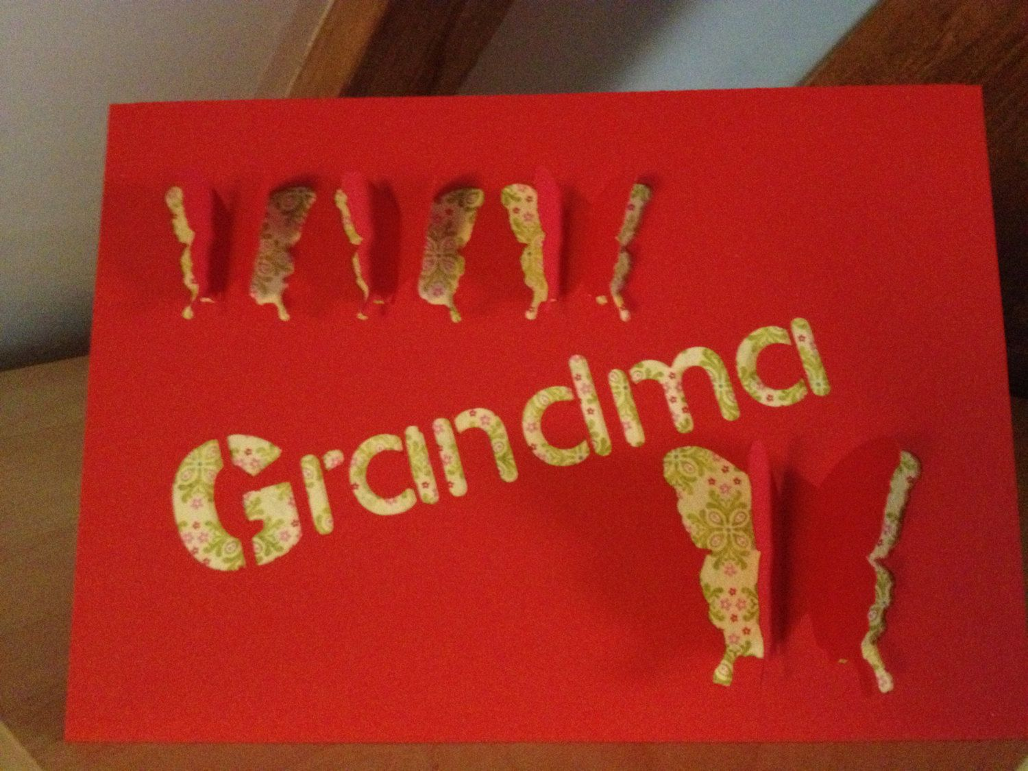 For grandmasus birthday personalized for you ships fast and free