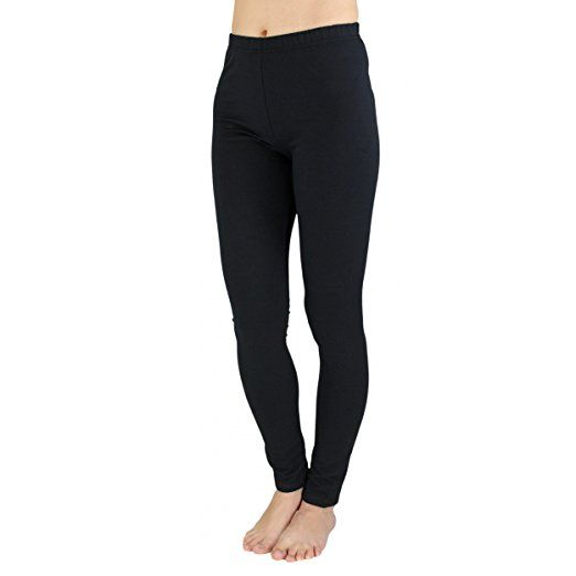 be2ca4a4038591 Alkato Damen Leggings Lang Blickdicht Baumwolle: - leggings kombinieren leggings  damen leggings frauen leggings nähen