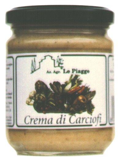 Artichoke cream  www.manducanda.com