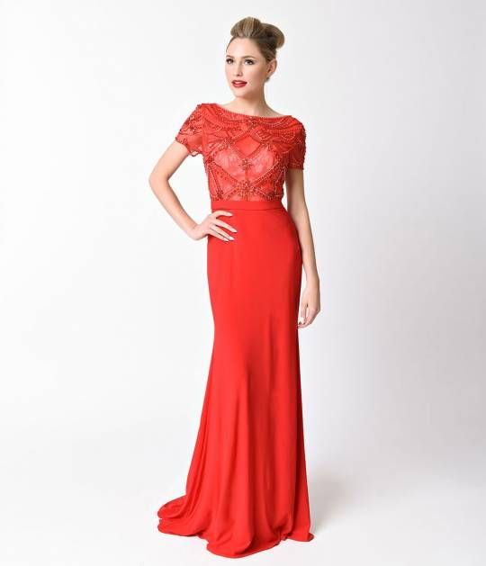 You will be the hottest gem at the senior prom when you turn up in ...