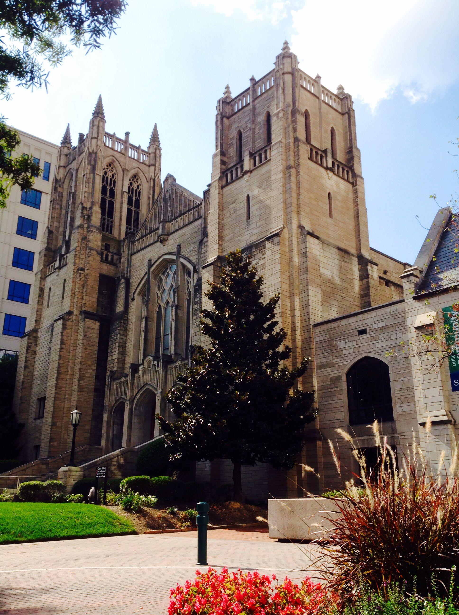 First United Methodist Church Charlotte NC