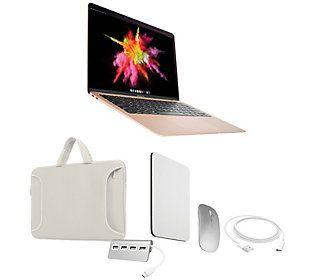 "2020 Apple Macbook Air 13"" Retina 512GB Bundle - QVC.com"
