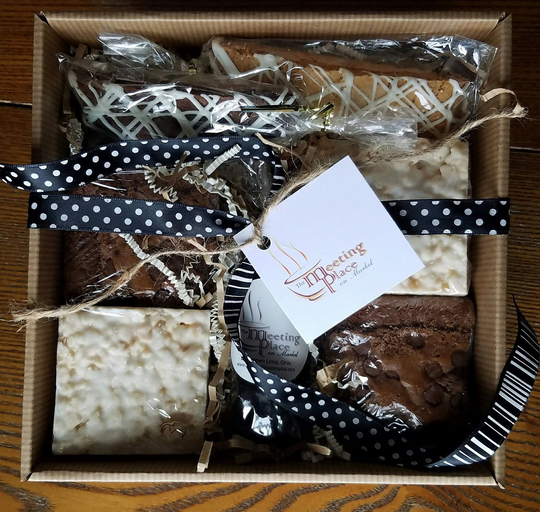 Chocolate sampler bakery sampler chocolate gift set