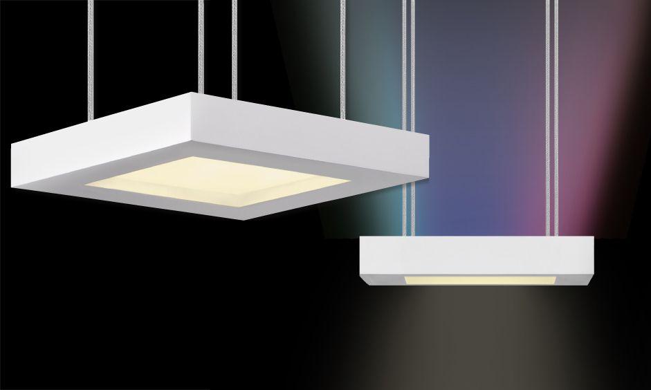 Chromaglo Spectrum LED Square Pendant260603 SONNEMAN
