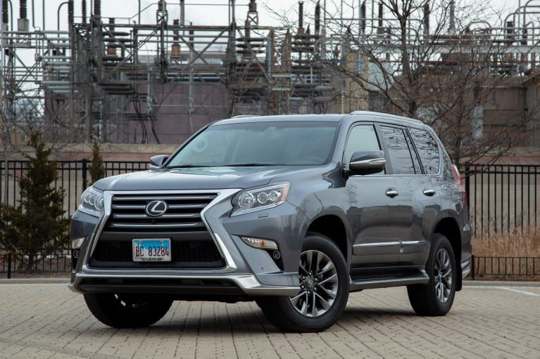 2019 Lexus Gx 460 Review An Aged Model Earns Its Keep For The Wrong Reasons Lexus Gx Lexus Gx 460 Lexus
