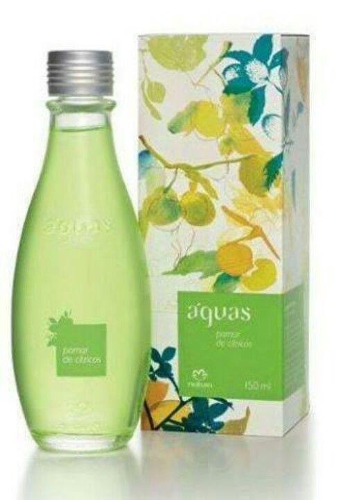 Natura Perfumeria Aguas Pomar De Citricos Citrico Envolvente