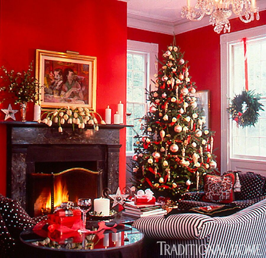 photo courtesy of traditionalhome  holiday room