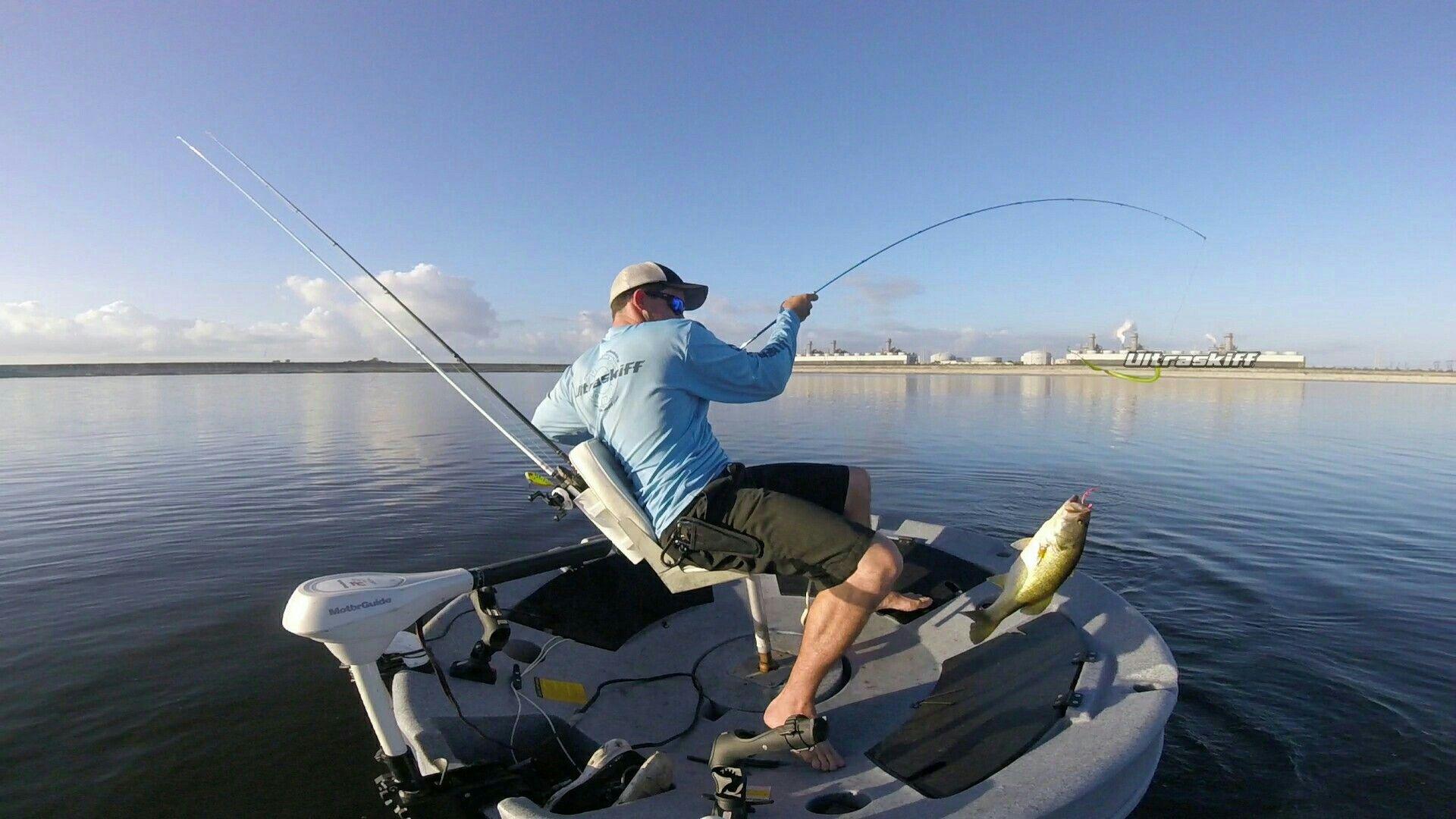 Pin by Ultraskiff Boat on Bass Fishing | Kayak fishing