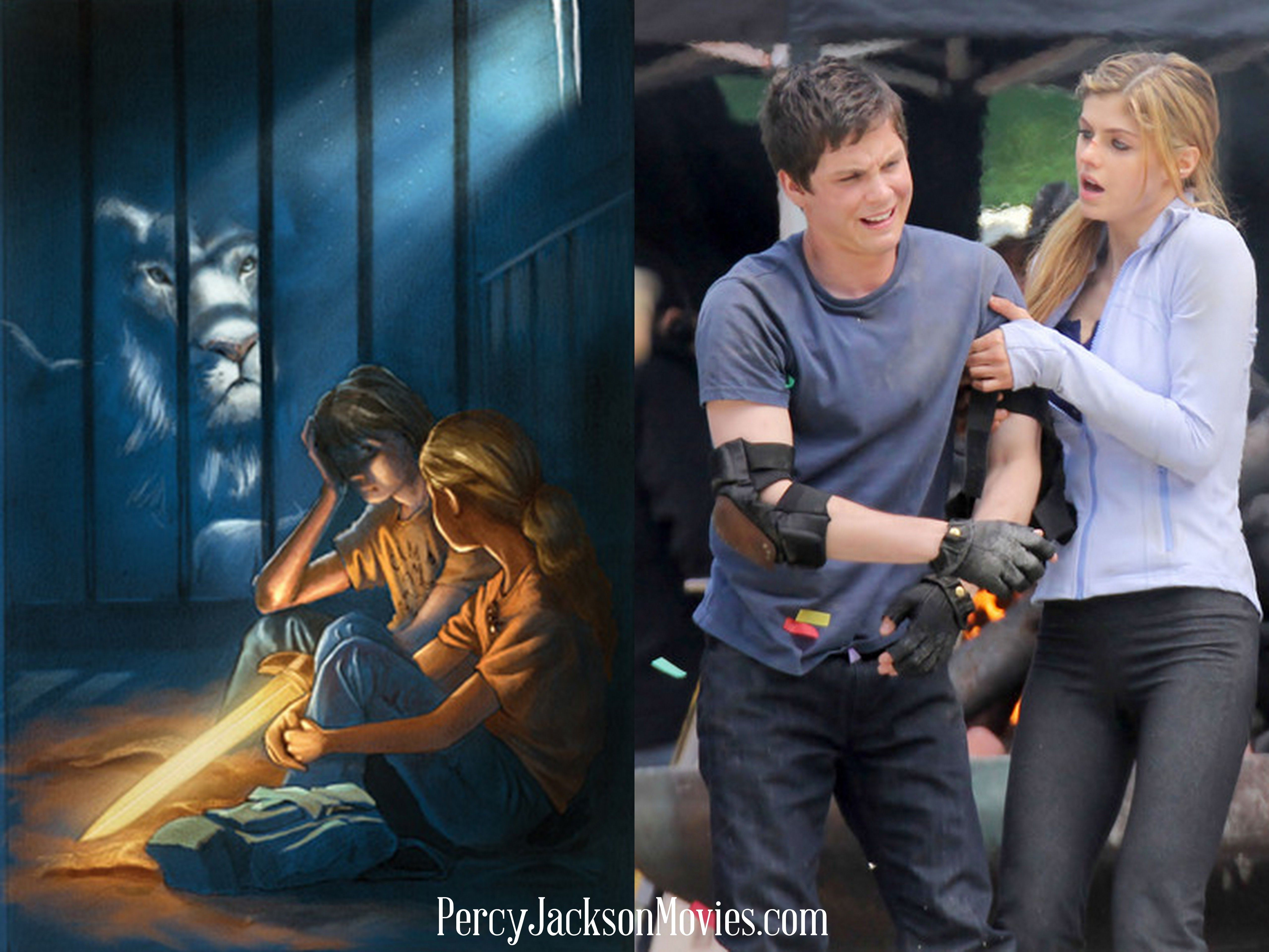 Percy Jackson 2 Thalia Grace Google Suche With Images Percy
