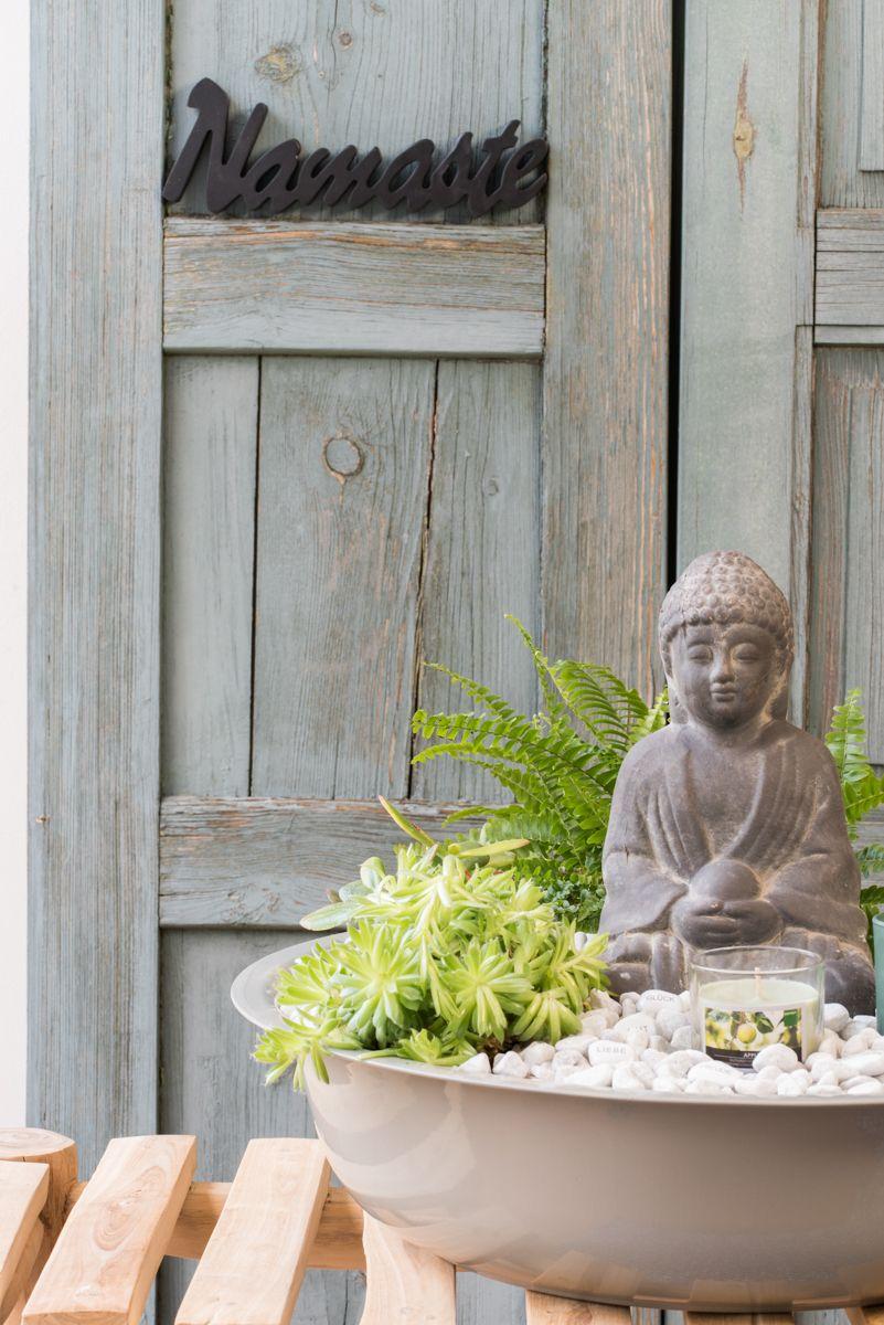 Diy Indoor Garten Im Asia Look Indoor Garten Asia Garten Garten
