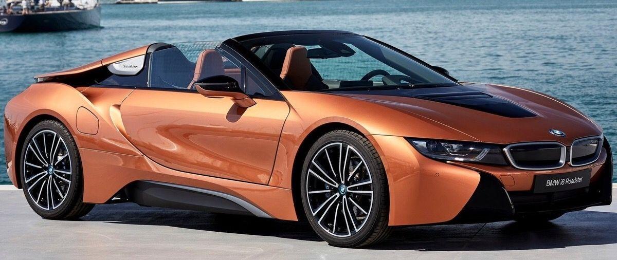 2019 BMW i8 Roadster Bmw i8, Bmw series