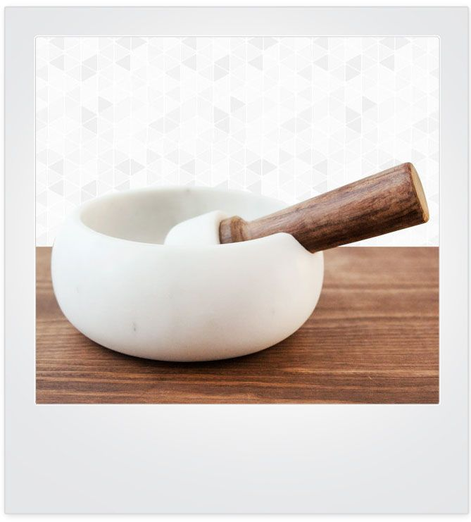 Pesto 2 Piece Wood Pestle And Marble Mortar Mortar And Pestle Mortar House Kitchenware