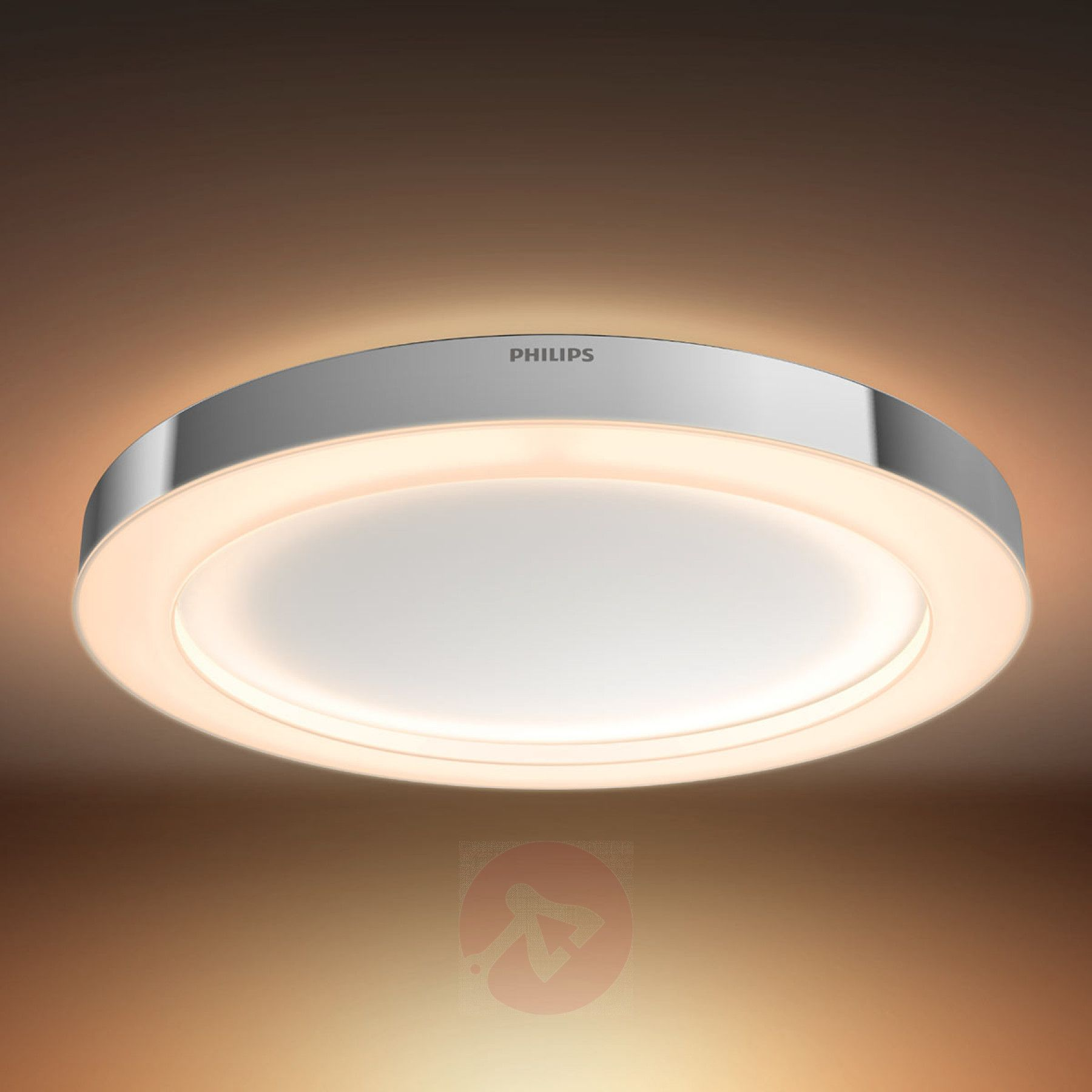 Philips Hue White Ambiance Adore Bad Deckenlampe Badkamer