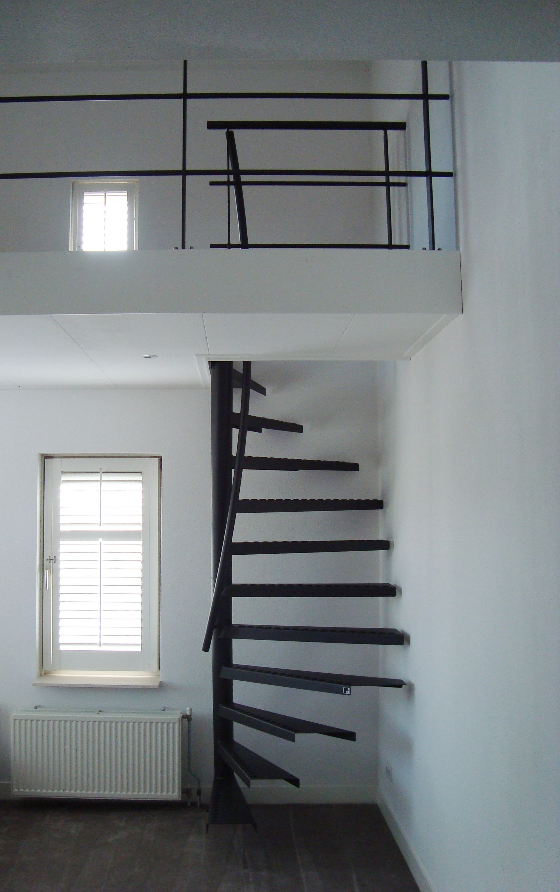 1m2 stairs by EeStairs perfect space saving solution