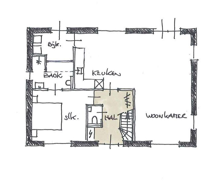 huis ontwerpen slaapkamer en badkamer op begane grond google search