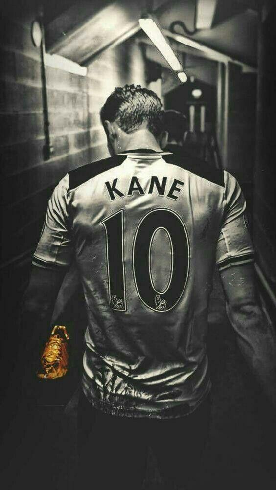 Harry Kane Tottenham Hotspur Tottenham Best Football Players Football Tournament