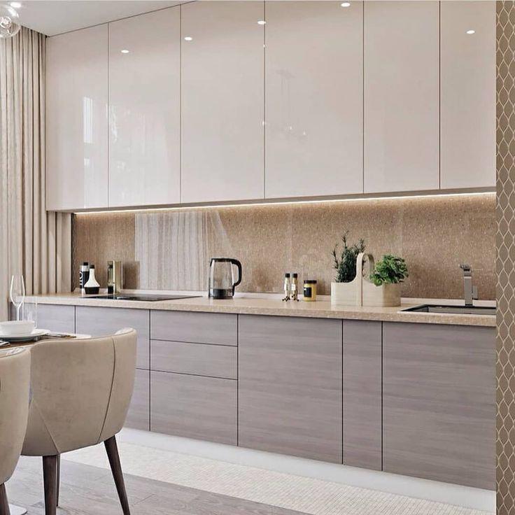 Design Kitchen Lighting In 2020 Modern Kitchen Cabinet Design Kitchen Room Design Kitchen Cabinet Design