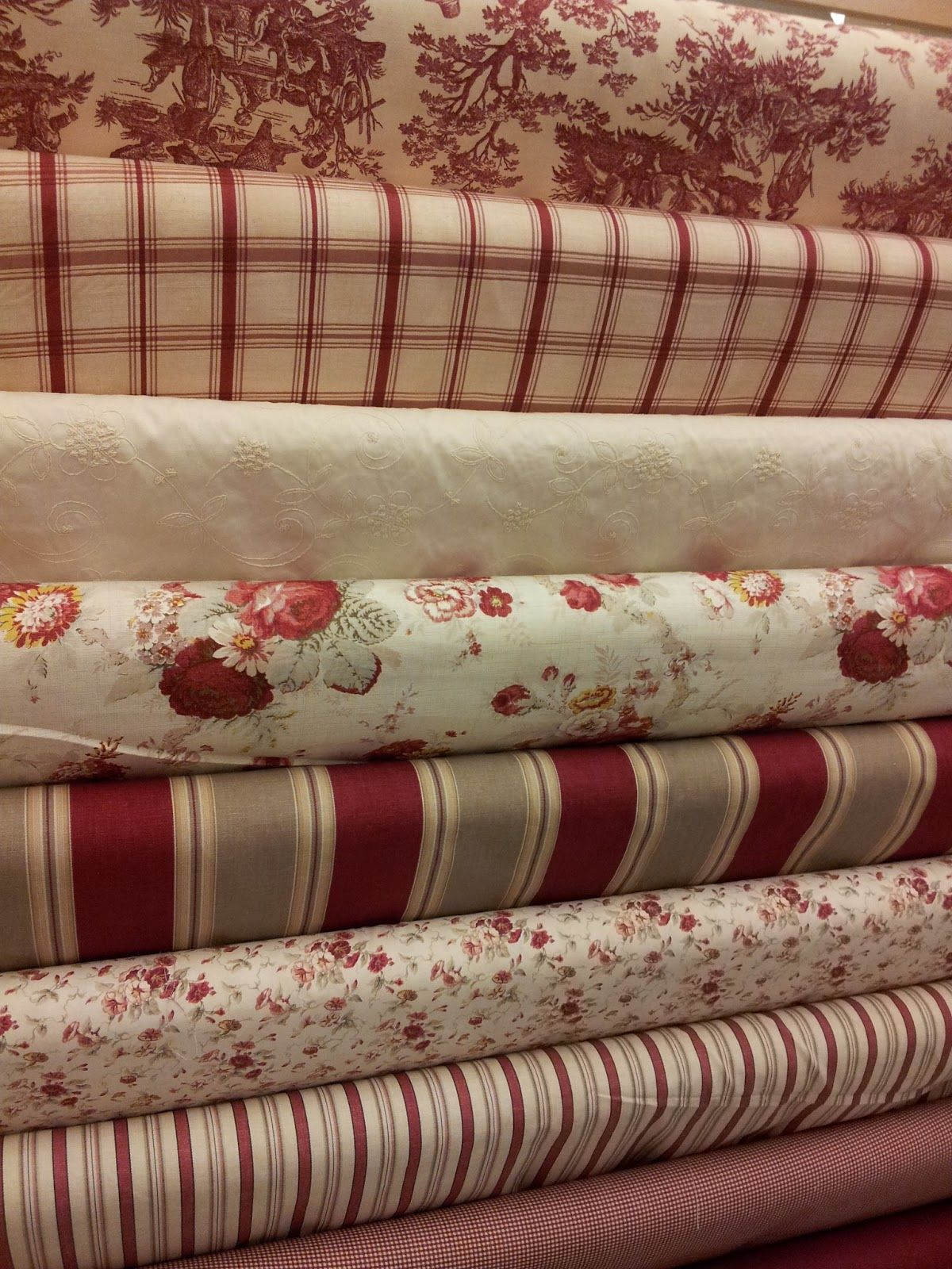 Waverly Norfolk Rose Patterns Z