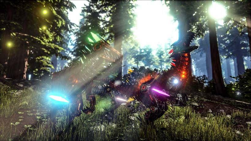 ARK 1 74 Update Patch Notes for PS4 and Xbox One Released