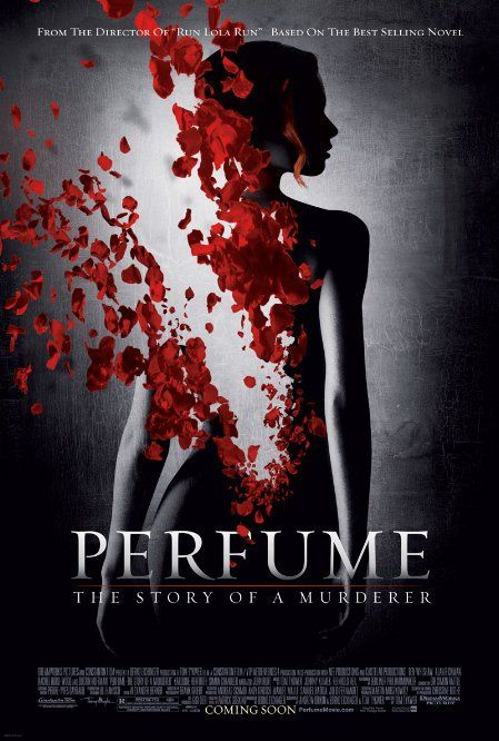Perfume The Story Of A Murderer 2006 Movie Posters Design Movie Posters English Movies