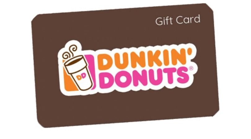 Instantly win dunkin donuts gift cards donut gifts