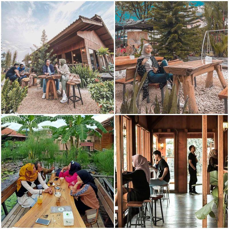 36 Restoran Dan Cafe Di Bandung Dengan Pemandangan Yang Indah Asri Dan Memesona Di 2020 Kota Bandung Pemandangan Restoran