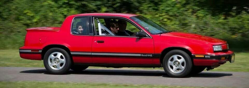 91 Quad 442 W41 Oldsmobile Oldsmobile 442 Drag Racing