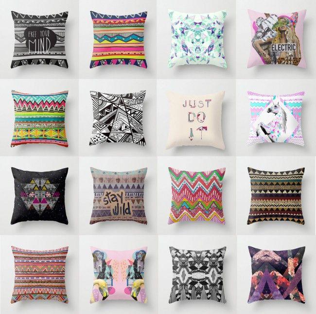 Cool Pillow Case Designs: Cool Pillow Designs images   Fashion   Pinterest   Aztec pillows    ,