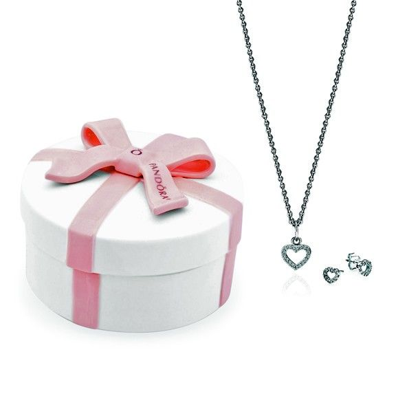 Pandora Moa Be My Valentine Earring Valentines Earrings Gift Necklace Be My Valentine