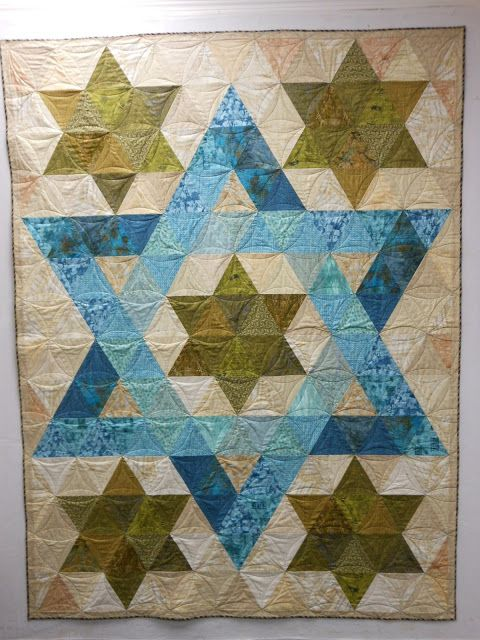 Star Of David Finished Quilts Holiday Quilts Quilt
